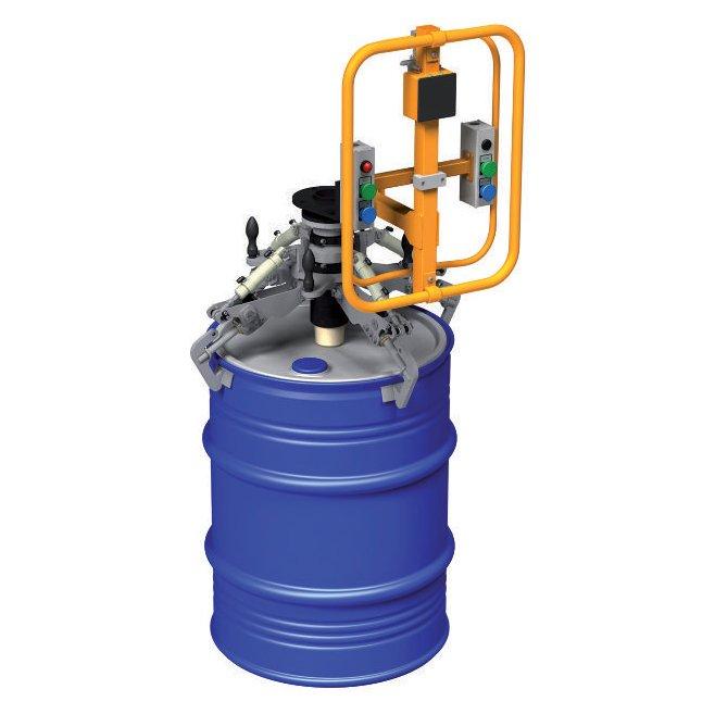 grijpers voor vaten industriële toepassing statech