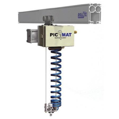 knikarm-kabelbalancer PICO-MAT merk strödter maatwerk door statech