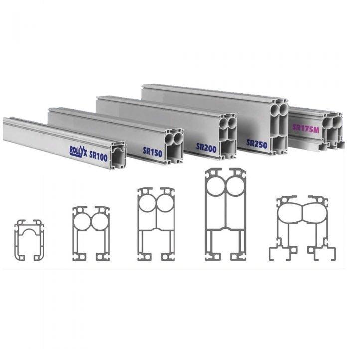 rails aluminium systeem op maat mogelijk bij statech